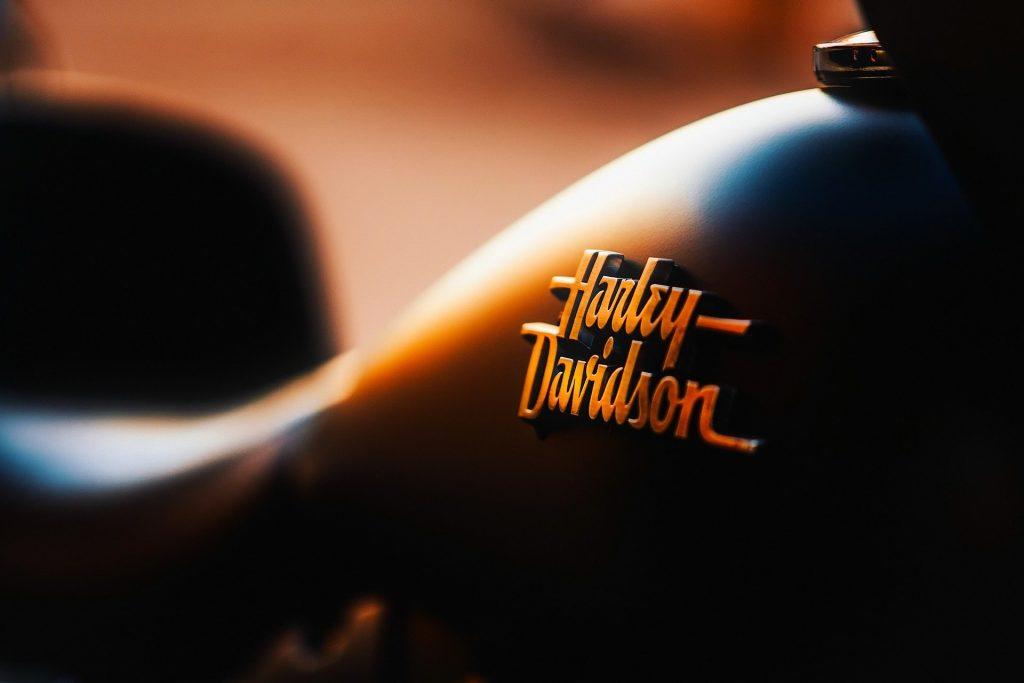 Motos Custom de Harley-Davidson
