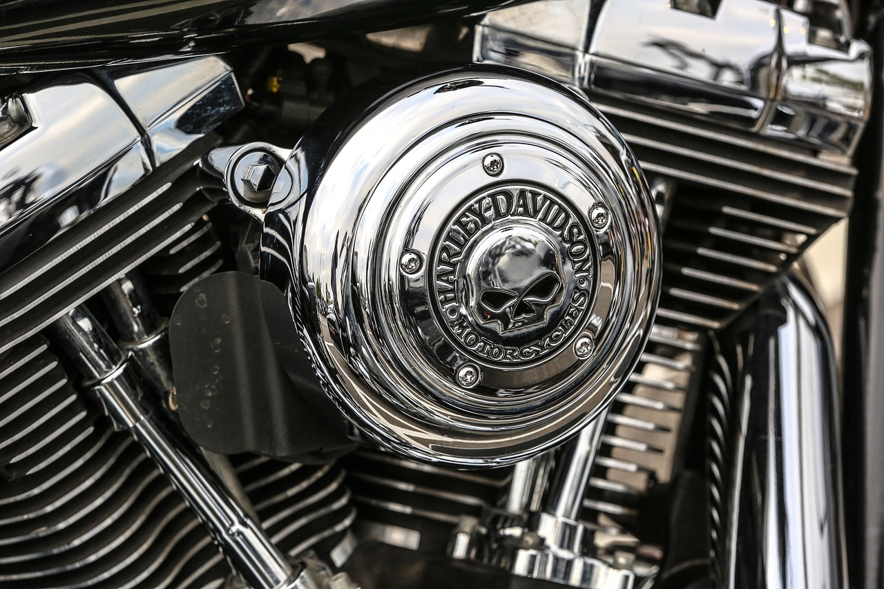 Motores de Harley Davidson
