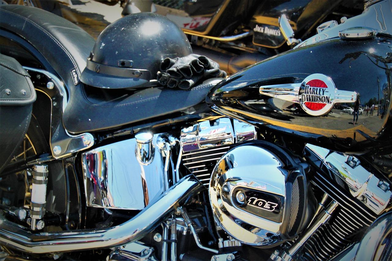 Los motores Twin Cam de Harley Davidson